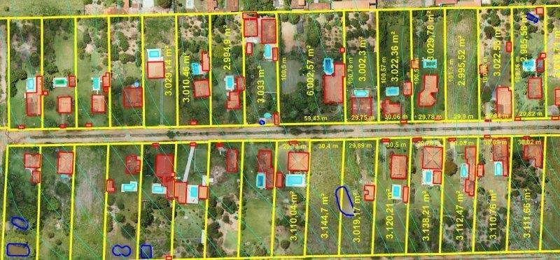 Topografia com drone preço