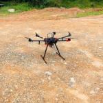 Escaneamento 3d drone
