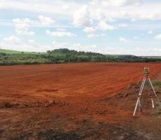 Levantamento topografico para construção civil